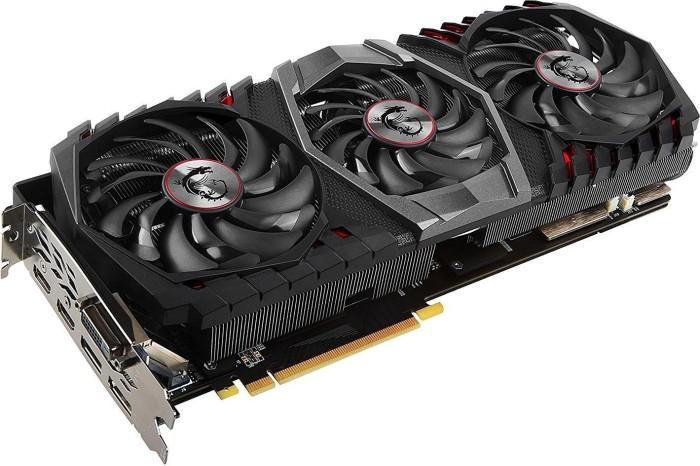 MSI GeForce GTX 1080 Ti Gaming X Trio, 11GB GDDR5X, DVI, 2x HDMI, 2x DP (V360-047R)