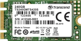 Transcend MTS420S SSD 240GB, M.2 (TS240GMTS420S)