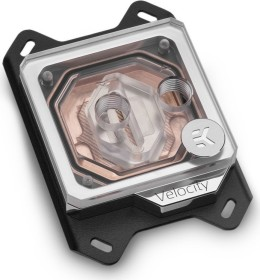 EK Water Blocks Quantum Line EK-Quantum Velocity AMD, Copper Acryl (3831109810217)