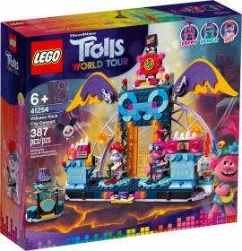 LEGO Trolls World Tour - Volcano Rock City Konzert (41254)