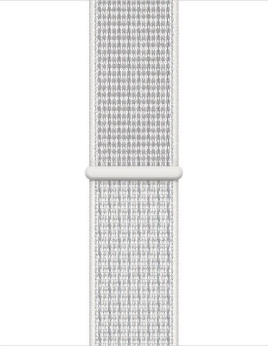 Apple Nike Sport Loop für Apple Watch 40mm summit white (MX802ZM/A)