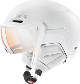 UVEX Hlmt 700 Visor Helm white mat