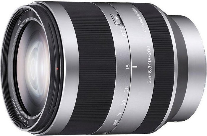 Sony lens AF E 18-200mm 3.5-6.3 OSS (SEL-18200) -- via Amazon Partnerprogramm
