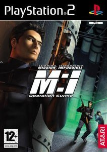 Mission Impossible: Operation Surma (niemiecki) (PS2)