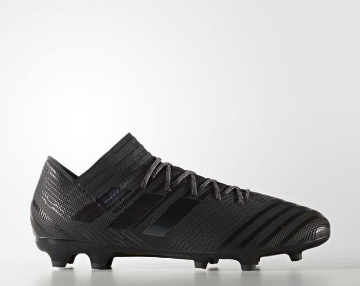 d56d36d67 adidas Nemeziz 17.3 FG core black/utility black (men) (S80600 ...