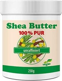 Pharma-Peter Sheabutter unraffiniert 100% pur Hautpflege, 250g