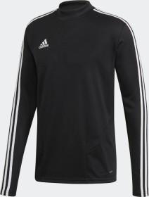 adidas Performance Tiro 19 black/granite/white shirt long-sleeve (DJ2592)
