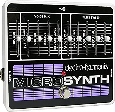 Electro-Harmonix Micro Synth -- via Amazon Partnerprogramm