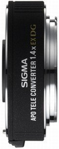 Sigma 1.4x DG APO für Sigma (824940/824956)