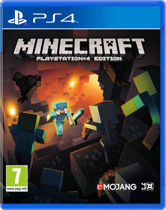 Minecraft English PS Starting From Uk - Minecraft mit joystick spielen