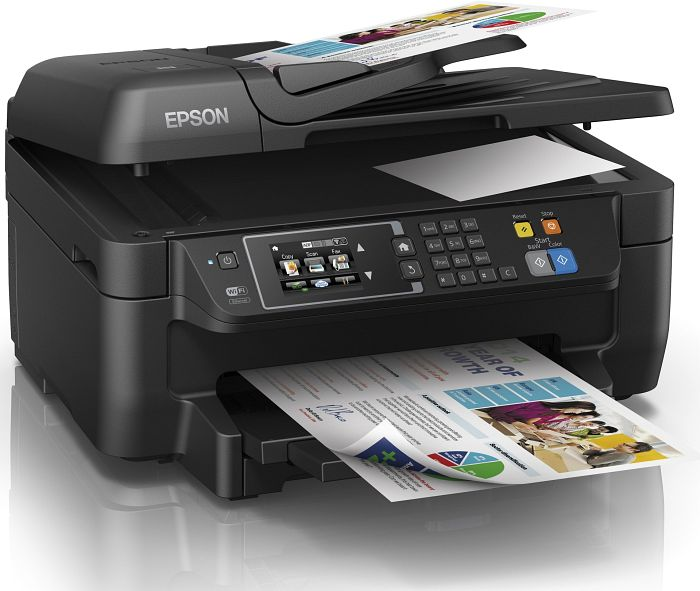 Epson WorkForce WF-2660DWF, Tinte (C11CE33402)