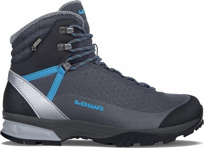 Lowa - Women's Lyxa GTX Mid - Wanderschuhe Gr 5,5 blau