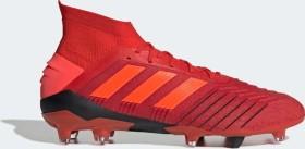 adidas Predator 19.1 FG active red/solar red/core black (Herren) (BC0552)