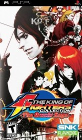 The King of Fighters Collection - The Orochi Saga (PSP)