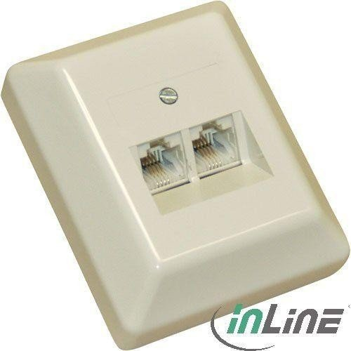 RJ45 socket finery -- © caseking.de