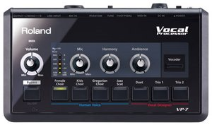 Roland VP-7 Vocal Processor Keyboard-effects unit