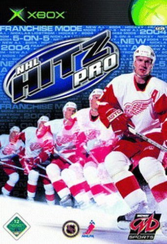 NHL Hitz Pro (niemiecki) (Xbox) -- via Amazon Partnerprogramm