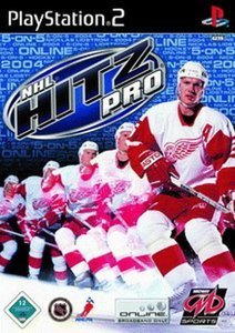 NHL Hitz Pro (niemiecki) (PS2)