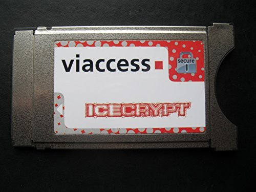 Icecrypt Viaccess -- via Amazon Partnerprogramm