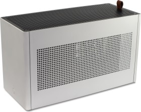 Louqe Ghost S1 MK III, Limestone, silber, Mini-ITX (LQ-GHS103-CA-0LI)