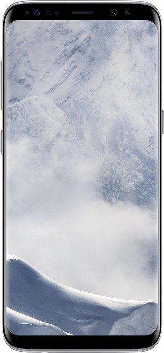 Samsung Galaxy S8 G950F silber