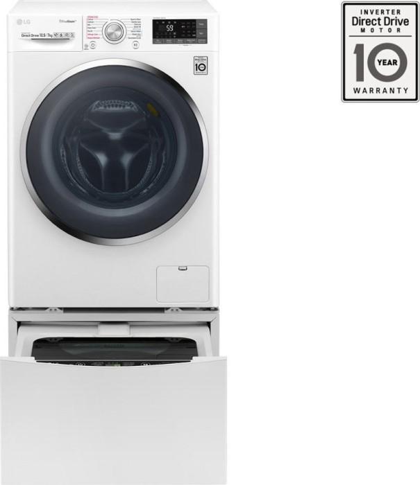 LG Electronics TWINW9ATS2 TwinWash set Frontloader