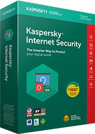 Kaspersky Lab Internet Security 2018, 1 User, 2 Jahre, Update, ESD (deutsch) (Multi-Device)