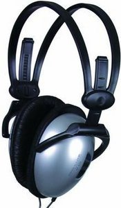 Omnitronic SHP-250 silber/schwarz