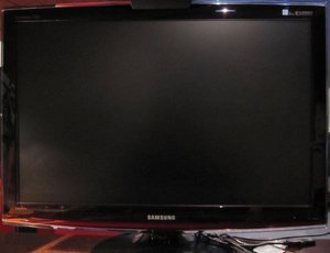 """Samsung SyncMaster T260, 25.5"""" (LS26TWHSUV/EN) -- © bepixelung.org"""