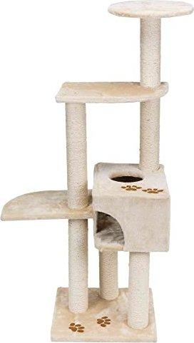 Trixie cat tree Alicante 142cm beige (43861) -- via Amazon Partnerprogramm