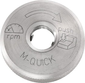Metabo Quick quick-release nut M14 for angle grinder (630802000)
