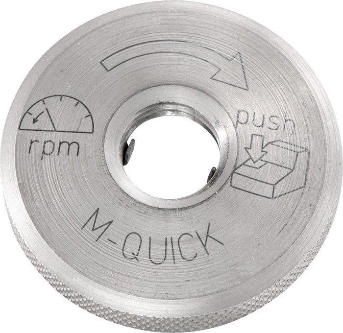 Metabo Quick Schnellspannmutter M14 für Winkelschleifer (630802000)