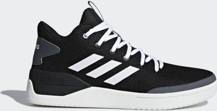 adidas B-Ball 80s core black/ftwr white/grey five (Herren) (B44833)
