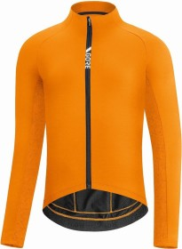 Gore Wear C5 Thermo Trikot langarm bright orange (Herren) (100641-AW00)