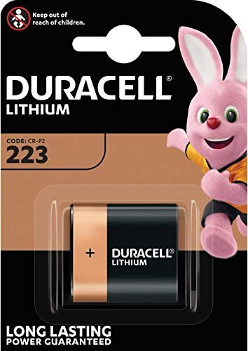 Duracell Ultra M3 CR-P2, Lithium, 6V -- via Amazon Partnerprogramm