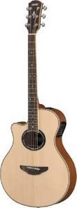 Yamaha APX-700L Lefthand western guitar electro-acoustic