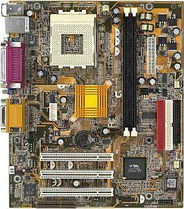 Gigabyte GA-7VEML, KLE133 (SDR)