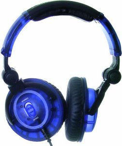 Omnitronic SHP-3000 blue/black