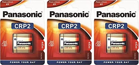Panasonic Photo CR-P2, litowa, 6V -- via Amazon Partnerprogramm
