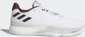 adidas Crazylight Boost 2018 ftwr white/grey one/grey three (Herren) (BB7157)