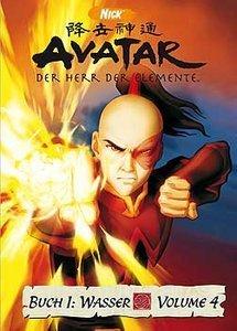 Avatar, der Herr der Elemente - Buch 1: Wasser Vol. 4