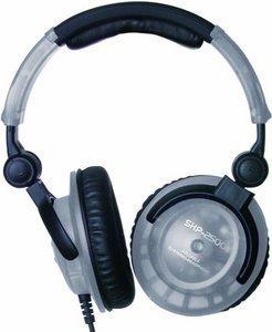 Omnitronic SHP-2500 black