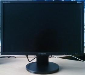 "Samsung SyncMaster 245B plus, 24"" (LS24HUBCBLEN)"