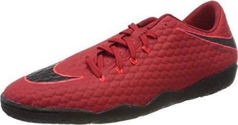 Nike Hypervenom Phelon III IC university red black bright red (men ... 2fdca7184