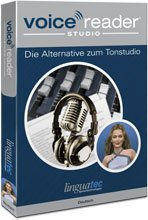 Linguatec: VoiceReader Studio German (German) (PC)
