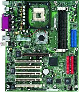 EPoX EP-4PEA, i845PE (PC-2700 DDR)