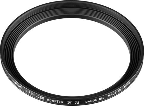 Canon Adapter für Gelatine Filter Halter IV 72mm (2712A001) -- via Amazon Partnerprogramm