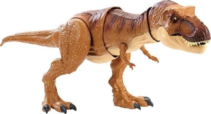 Mattel Jurassic World Schleuderaction Tyrannosaurus Rex (FMY70)