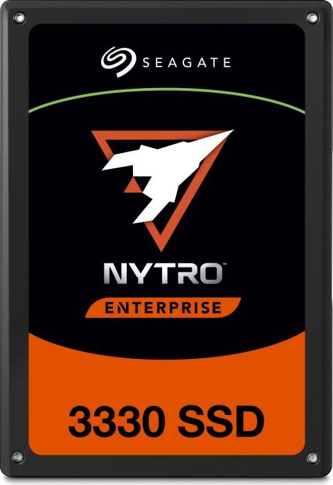 Seagate Nytro 3000-Series - 1DWPD 3330 Scaled Endurance 15.36TB, SAS (XS15360SE70103)
