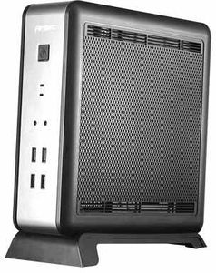 Antec ISK 100, 90W external, mini-ITX (0761345-08190-0/0761345-15170-2)